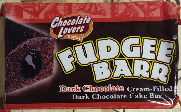 Chocolate Lovers Series Fudgee Barr
