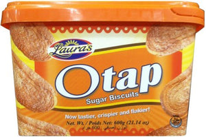 Lauras Otap Sugar Biscuits