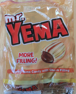 Mr Yema Candy With Choco Filling