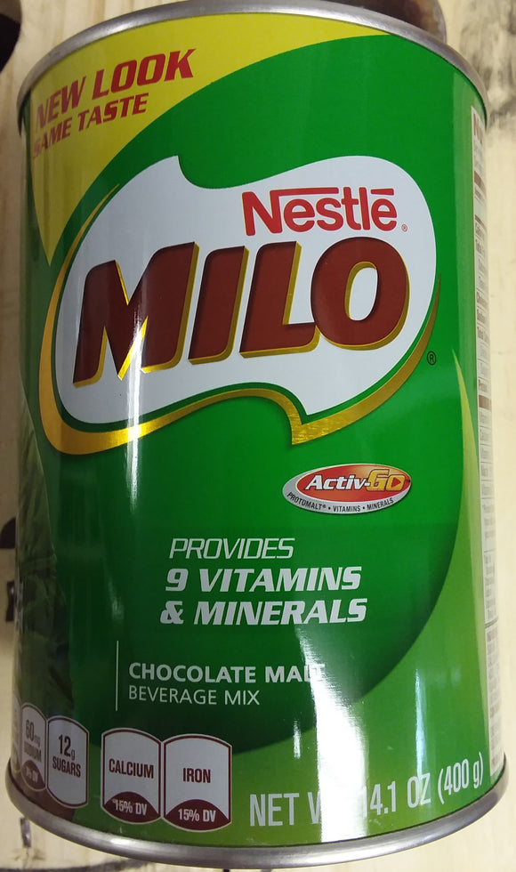 Nestle Milo Chocolate Malt Beverage Mix