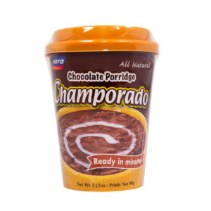 Nora Chocolate Porridge Champorado Instant Meal