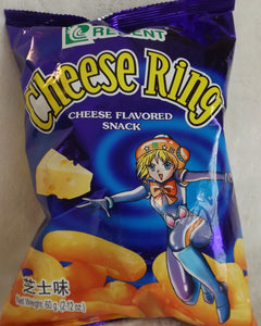 Regent Cheese Ring Cheese Flavored Snack