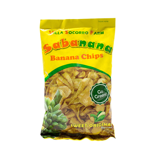 Sabanana Banana Chips