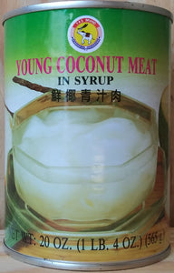 Young Coconut Meat In Syrup