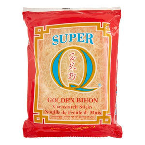Super Q Golden Bihon Cornstarch Sticks Red