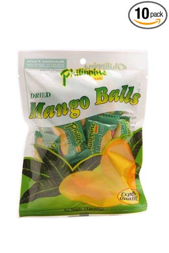 CLEARANCE SALE Philippine Brand Dried Mango Balls