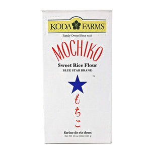 Mochiko Sweet Rice Flour Blue Star Brand