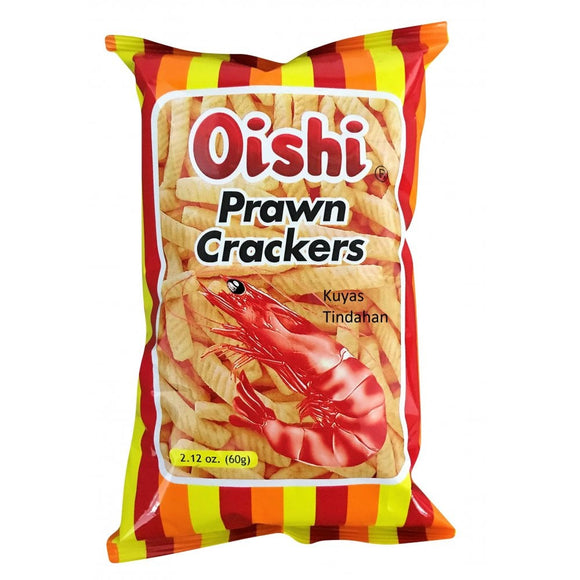 Oishi Prawn Crackers Large