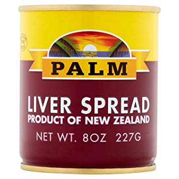 Palm Liver Spread