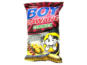 Boy Bawang Cornick Barbecue Flavor Snacks