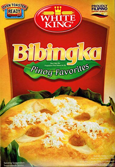 White King Bibingka Rice Cake Mix