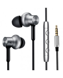 Redmi QTEJ02JY Wired Headset Handsfree Earphone For Xiaomi MI MIX (High Bass, In-Ear, Black)