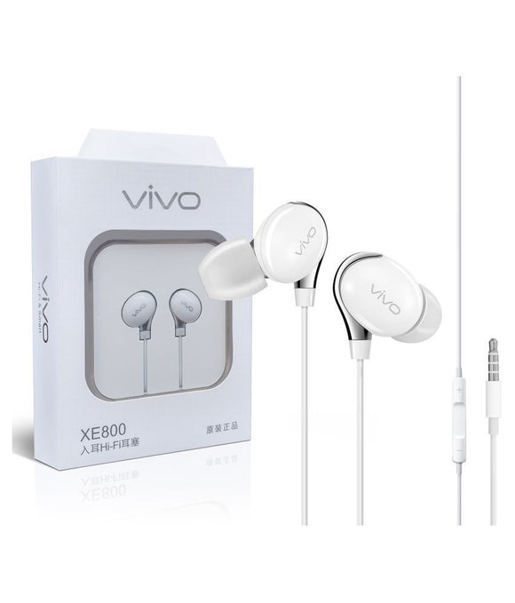 Vivo XE800 In-Ear Earphone Supports All Vivo Smartphone