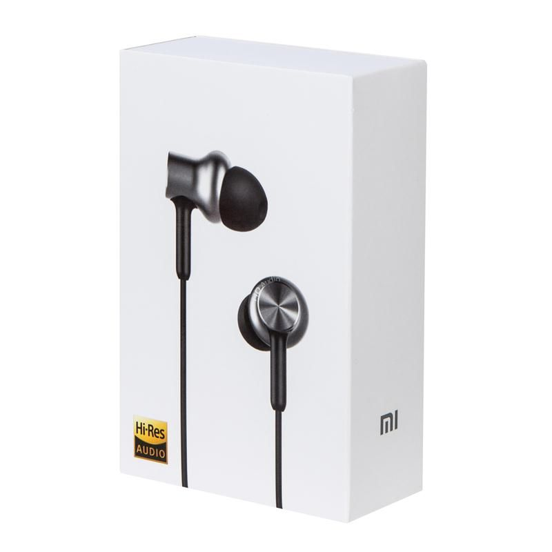 Redmi QTEJ02JY Wired Headset Handsfree Earphone For Xiaomi Black Shark (High Bass, In-Ear, Black)
