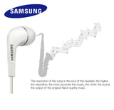 Samsung Earphone YR For Galaxy A80 (High Bass, In-Ear, White)