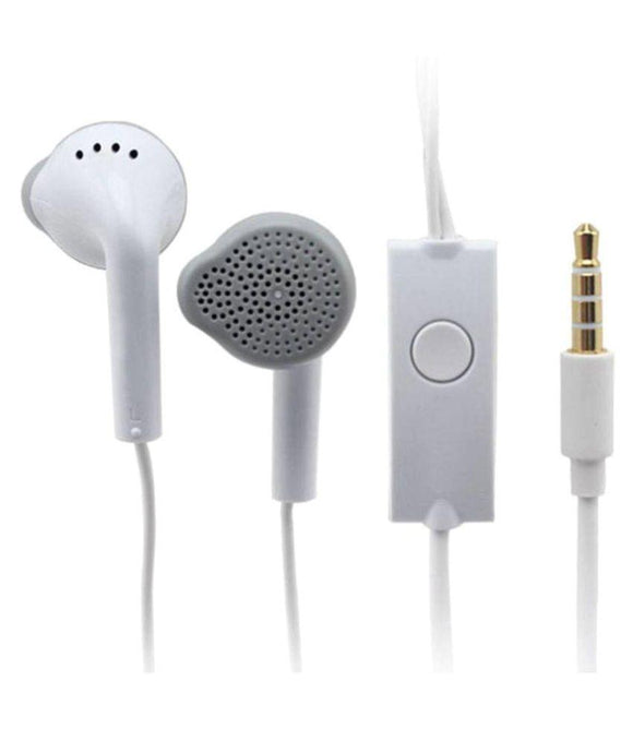 Samsung Earphone YS For Galaxy Note 2 (Soft Bass,In-Ear,White)