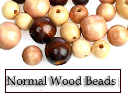 Normal Wood Beads