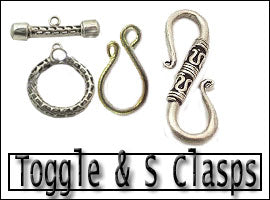 Toggle and S Hooks
