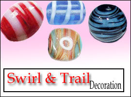 Swirl and Trail Decoration