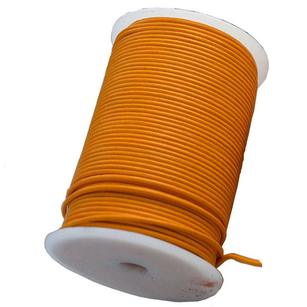 100 Meters More Shade of Natural Color Orange Genuine Round Leather Cords Available in 0.5mm,1mm,2mm,3mm,4mm, Wholesale online india for jewelry making Great for beading, necklaces, Our Round Leather Cord is genuine and finest quality