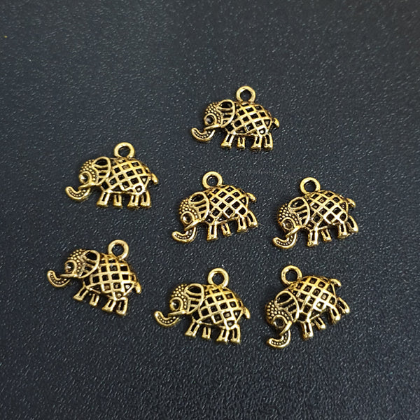 Per Kilo Pack Gold Oxidized Approx Size  15x12mm Zinc Alloy Tibetan German Silver Jewelry making Pendants Wholesale German Silver Pendants online at Guranteed low prices in india
