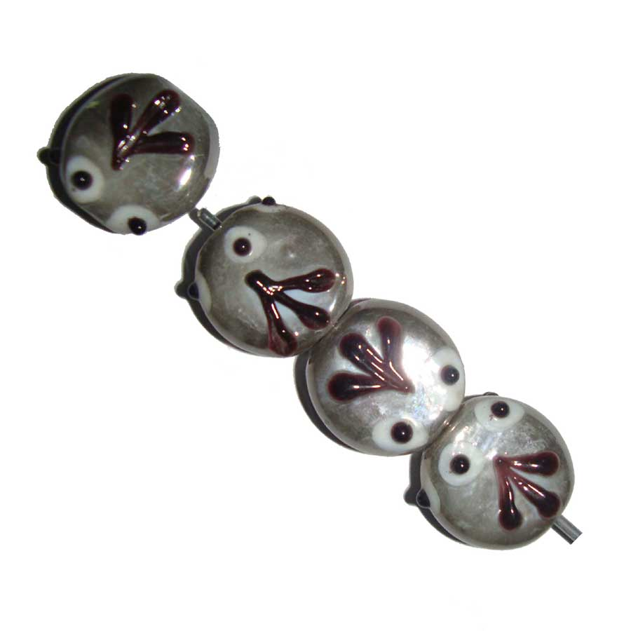 Exclusive Designer Lampwork Handmade Glass Beads  By Kilogram