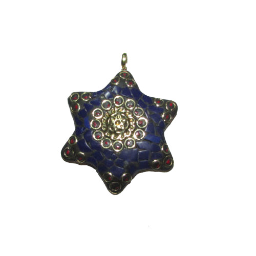 10 Pcs Napali Style Star Shape  Pendant 50~60mm Custome size also available