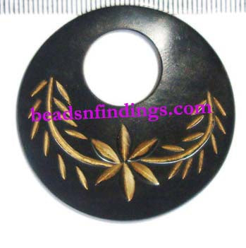 20 Pcs,Black,40-45mm,Round,Resin pendants for jewelry Making Made to Order