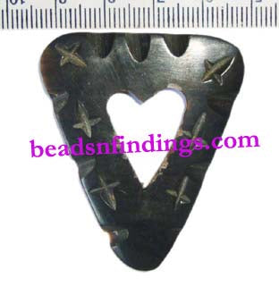 20 Pcs,Black,40-45mm,Triangular,Resin pendants for jewelry Making Made to Order