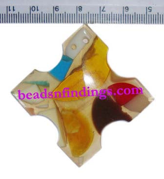 20 Pcs,Multy,40-45mm,Other,Resin pendants for jewelry Making Made to Order