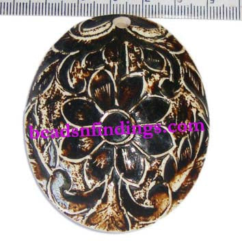 20 Pcs,Black,40-45mm,Oval,Resin pendants for jewelry Making Made to Order