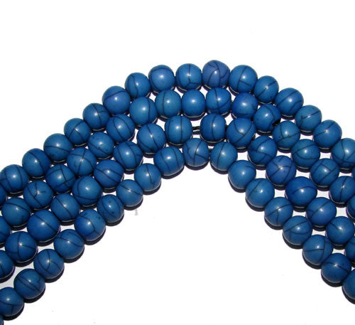 500 Pieces 8mm Handmade Resin Beads