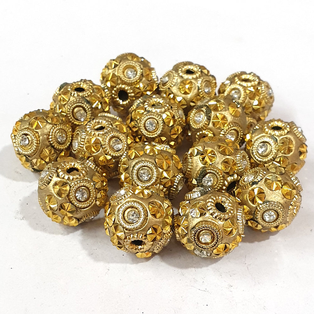 20x12mm measuring approx 100 Pieces handmade kashmiri lac beads.