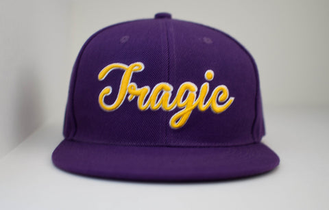 Tragic Snapback (purple)