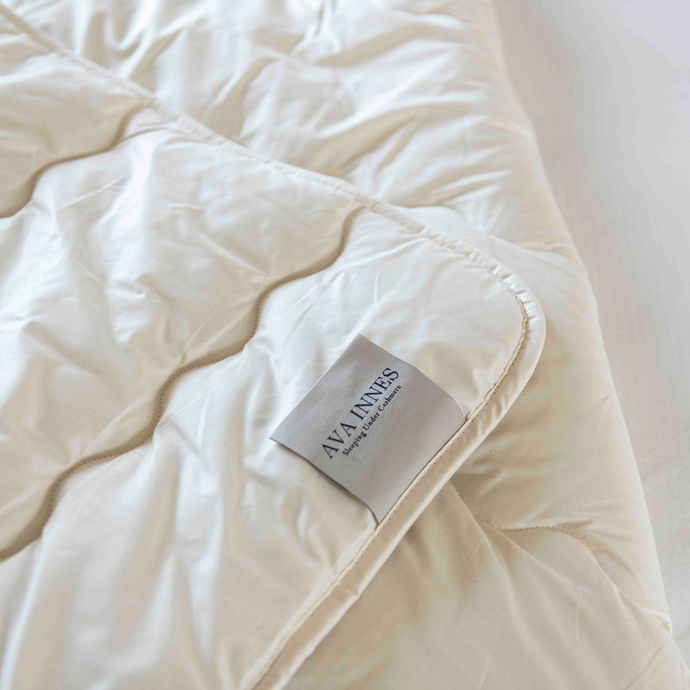 Luxury Cashmere & Wool Single Duvet Heavy Winter