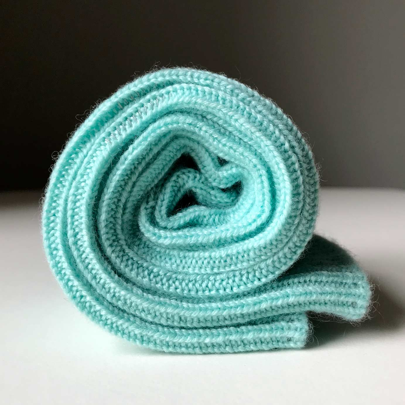 Mint Pure Cashmere Socks