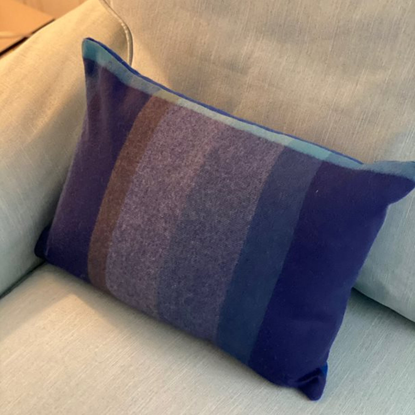 Roseisle Luxury Cashmere Cushion