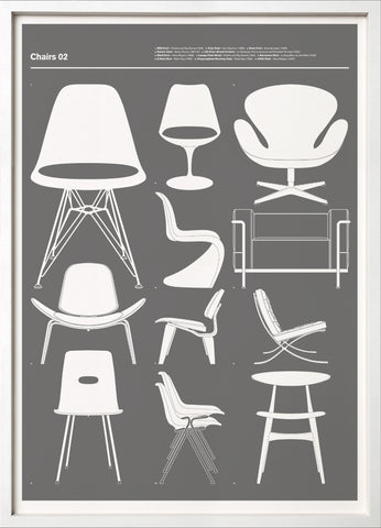 Chairs 02 (Grey)