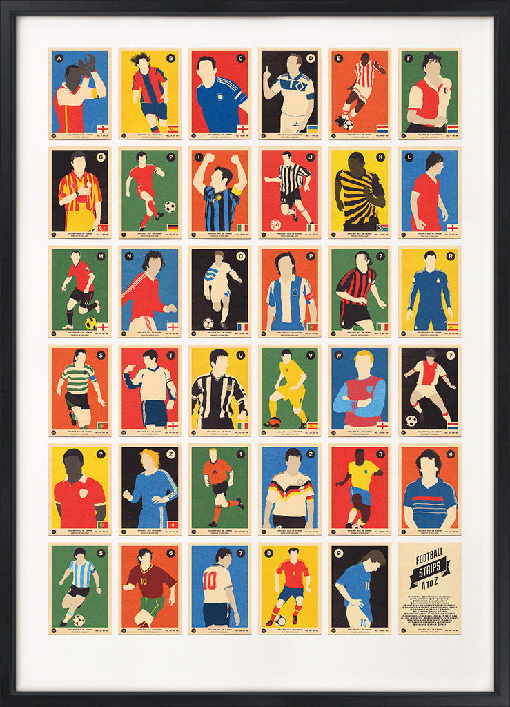 Football Strips A to Z