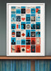 Sci-Fi Movies Book Covers A to Z