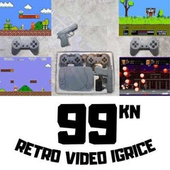 retro video igrice