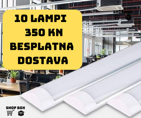 led lampa shop box 40 watt