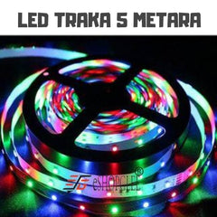 led multicolour strip