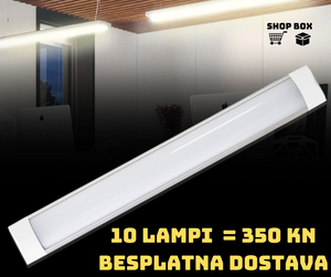 LED LAMPA SHOP BOX SHOP BOX