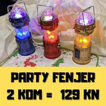 PARTY FENJER