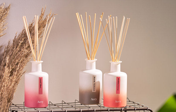 Aery Living Aromatherapy Reed Diffusers