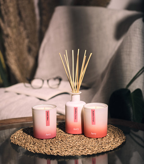 Aery Living Wellbeing Scented Candles