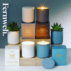 Aery Living Fernweh Collection Candles and Diffusers