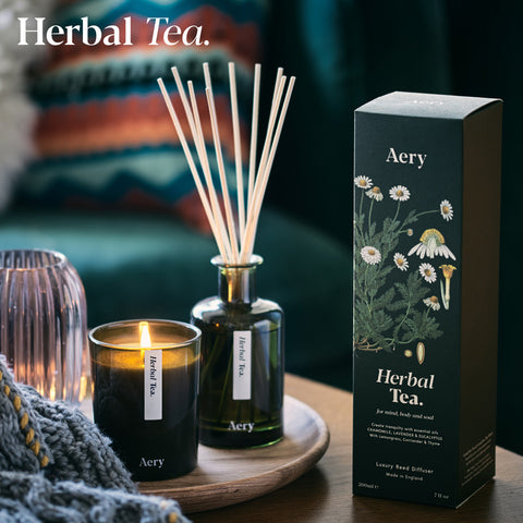 Aery Living Scented Candle Herbal Tea