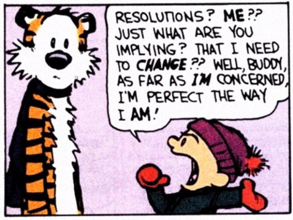 Weightlifting Resolution